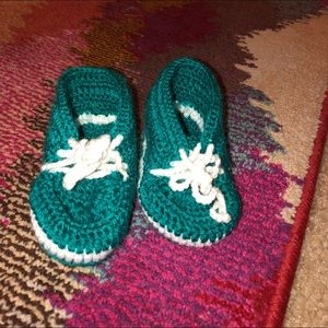 Other - Handmade baby moccasins